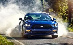 2015 Ford Mustang GT Automatic - Photo Gallery of Instrumented Test from Car and Driver - Car Images - CARandDRIVER