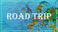Complete a road trip across Europe. #InformalTravels