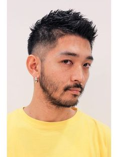 Finding The Best Short Haircuts For Men Best Short Haircuts, Cool Haircuts, Haircuts For Men, Asian Men Hairstyle, Asian Hair, Men's Hairstyle, Hair And Beard Styles, Curly Hair Styles, Classic Mens Hairstyles