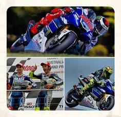 Team Yamaha australian gp 2013