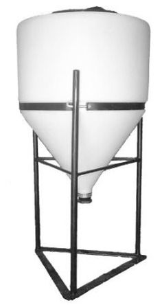 15 Gallon Clear Beer Fermenter Tank #homebrew #beer #DIY