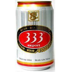 High standard Vietnamese beer!