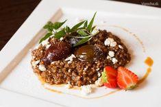 Pohánka so slivkami (fotorecept) Buckwheat, Polenta, Quinoa, Ale, Low Carb, Gluten Free, Vegan, Healthy, Food