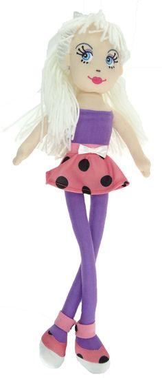 Poppy Rag doll