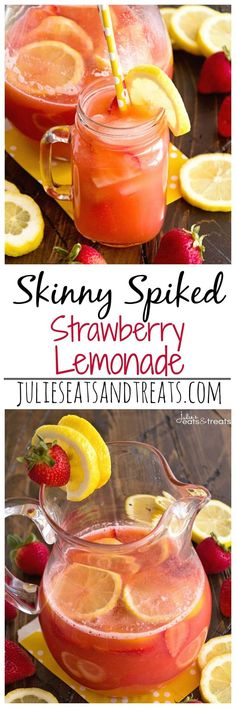 This sounds great for a summer moms' night out! Skinny Spiked Strawberry Lemonade ~ Delicious Strawberry Lemonade Recipe Sweetened with Truvia and Spiked with Strawberry Lemonade Vodka! ~ http://www.julieseatsandtreats.com?utm_content=buffer1bb6a&utm_medium=social&utm_source=pinterest.com&utm_campaign=buffer