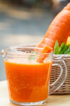 1. Carrot Juice Carrot Juice is tremendously beneficial for the human body. This designated juice contains excessive degree of calcium, potassium and magnesium. Carotenes contained on this juice he...