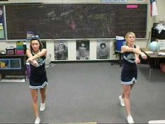 Try-out cheer....a little long but we could cut it in half.