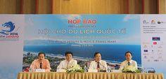 BMTM 2016: Họp báo chính thức Hội chợ du lịch quốc tế tại Đà Nẵng