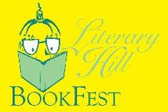 The Literary Hill Bookfest @ DC's Eastern Market. It's happening this Sunday! 5/6/2012