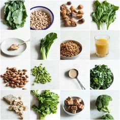 Calcium on a FODMAP Friendly Vegan Diet  BIG TOPIC: just like protein calcium is often cited by omnivores as being a major cause for concern on a vegan diet. But is this really the case?  Look in all honesty yes it can be if vitamin D (often found in anim