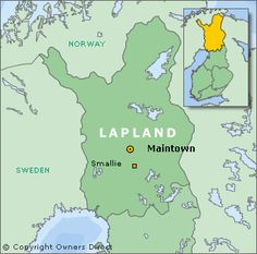 Lapland Province of Finland