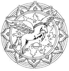 Disegni Mandala Di animali