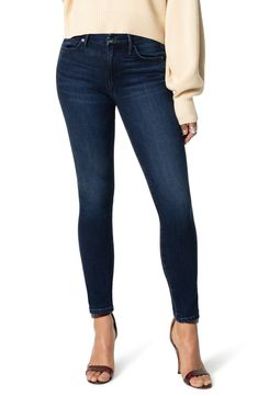online shopping for Joe's The Icon Ankle Skinny Jeans (Marlana) from top store. See new offer for Joe's The Icon Ankle Skinny Jeans (Marlana) Beautiful Joe, Dark Skinny Jeans, Jeans For Short Women, Old Navy Jeans, Joes Jeans, Fur Jacket, Jean Outfits, Flannel Shirt, Nordstrom