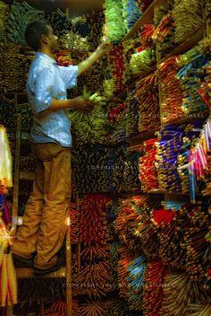 Colors of the Rainbow - shop selling Moroccan art silk (rayon). By Rosemary Sheel༺♥༻神*ŦƶȠ*神༺♥༻