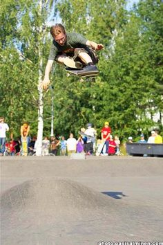 Harri Puupponen-so much steeze!! :)