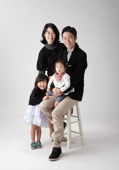 水戸市つくば市家族写真