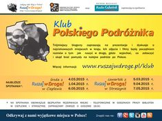 #Radio #Gdańsk patronem medialnym Klubu Polskiego Podróżnika!
