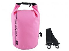 Waterproof Dry Bag – Pink Dry Tube Bag – Kayaking Bag – 5L | OverBoard