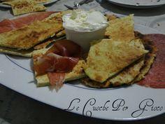 Le ricette della settimana!!!!(piadina, sofficini e torte salate)