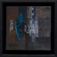 Sans Titre #2 (encadré) - 20 x 20 cm-2015