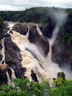 105 world's most amazing waterfalls: Barron Falls, Australia