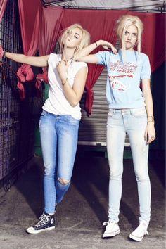 daisy clementine & pyper america