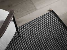 Bardot | kasthall.com Wall Carpet, Rugs On Carpet, Classic Collection, Elle Decor, Bardot, Woven Rug, Timeless Design, Branding Design, Pure Products