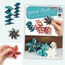 Karen Marie Klip: Spiral Plait mit 10mm Streifen,...