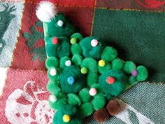 Easy kid christmas craft