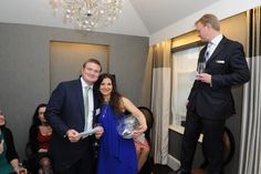 Flemings Mayfair Suites & Apartments Launch Party #PrizeDraw #Winner #ByRosemaryShragerDinnerForTwo