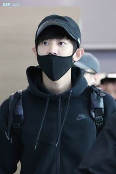 Incheon Airport to Fukuoka 151030 : Chanyeol (1/2)