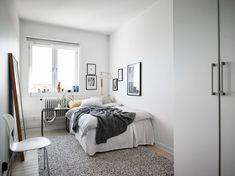Scandinavian interior design Scandinavian Interior Design, Real Estate, Bedroom, Inspiration, Furniture, Home Decor, Biblical Inspiration, Decoration Home, Room Decor