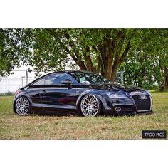 Audi TT versus Rotiform