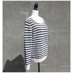 Gap (XL) | Mlle Frivole Boutique, Women, Fashion, Blue Line, Full Sleeves, Tricot, Moda, Women's, Fasion