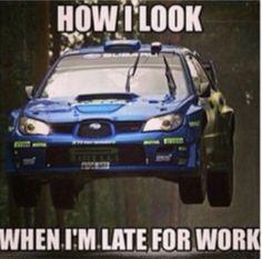 Car Memes — Thanks for the submission subaru_memes! Subaru Rally, Subaru Impreza Wrc, Subaru Forester, Rally Car, Wrx Sti, Subaru Meme, Truck Memes, Car Jokes, Funny Car Memes