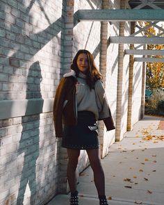 WEBSTA @its_mathilde ✖️ Nouvel article ✖️Un deuxième look automne/ hiver est sur le blog 😍  Lien dans ma description 💫 . . . . Fashion Backpack, Backpacks, Blog, Instagram, Fall Winter, Fashion Styles, Women's Backpack, Backpack