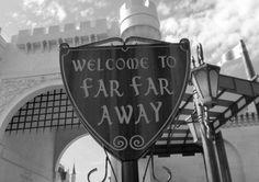 Far, far away...