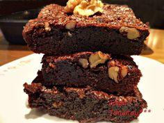 Το πιο ευκολο σοκολατενιο brownie απο τη Σοφη Τσιώπου-daddy-cool.gr
