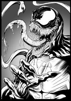 venom by ashasylum on DeviantArt