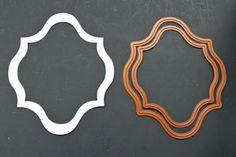 By Beate Johns. Creating Frames with Nestabilities™ dies Tutorial - Splitcoaststampers