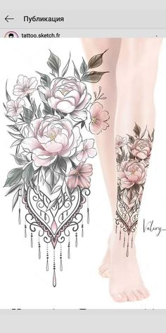 new ideas tattoo wave mandala Mandala Tattoo – Fashion Tattoos Girls With Sleeve Tattoos, Full Sleeve Tattoos, Forearm Sleeve Tattoos, Tattoo Sleeve Designs, Flower Tattoo Designs, Tattoo Designs For Women, Leg Tattoos, Flower Tattoos, Body Art Tattoos