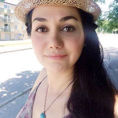 Happy Monday everyone, wish you all a very enjoyable productive day. . . . . . . . . . . #monday #newstart #newweek #goodmorning #morning #happymonday #me #sunnyday #summer #dailylook #photoftheday #dailypic #picofday #mylook #today #newday #enjoy #enjoylife #smile #makeup #hat #style #photooftheday