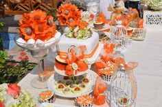 CANDY BAR BODA ORANGE