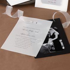 rustic wedding invitation and rsvp set with vellum overlay photo invites velum invites kraft envelope kraft wedding invitation on etsy 6 - Bed Bath And Beyond Wedding Invitations