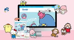 Did you know that is has been four years since the last time a major change was made on Sanrio's website? Time sure does fly by when you're having fun! With so many amazing advancements in technology, it's a delight and pleasure to be able to bring everyone a truly modernized and device-friendly website experience! Check out what's new!
