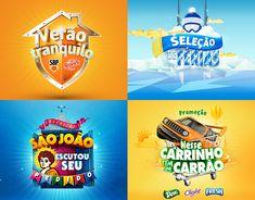 "查看此 @Behance 项目:""KV's | Logos | Promoções""https://www.behance.net/gallery/57569395/KVs-Logos-Promocoes"