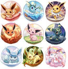 by Seyumei on DeviantArt - Pokemon Cute Kawaii Drawings, Cute Animal Drawings, Kawaii Art, Kawaii Anime, Pokemon Memes, Pokemon Fan Art, Drawings Of Pokemon, Pokemon Pokemon, Evolution Pokemon