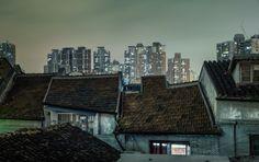Shanghai Night Series via @fubiz
