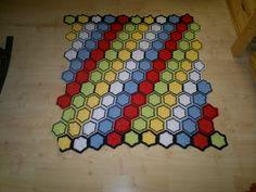 deka šestiúhelníky