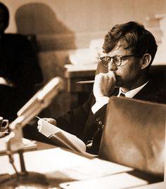 Bobby Kennedy - a beautiful image.
